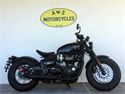 2019 Bobber Black Demo - TR922415 - Right side