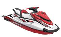 2019 Yamaha VXR Red