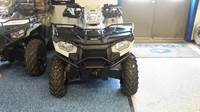 2019 Polaris Industries Sportsman® 570 EPS Utility Edition - Ghost Gray