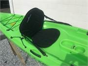 Ocean Kayak Tetra 12 Lime Used 4