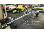 Trailblazer Aero 2 Tier Trailer