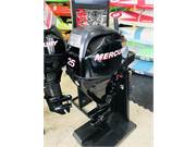 Mercury 25 HP Fourstroke Outboard New 1