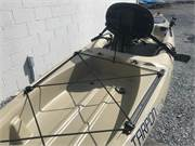 Wilderness Tarpon 120 Tan Used Kayak 3