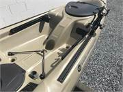 Wilderness Tarpon 120 Tan Used Kayak 6