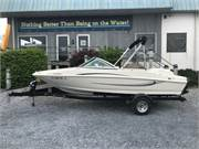 SeaRay 175 Sport Bowrider Pre-owned 1