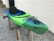Perception Swifty 9.5 Kayak Used 6