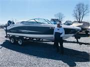 Chaparral H2O 21 Ski Fish Sold Customer Picture