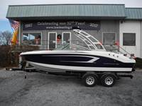 2018 Chaparral H2O 21 Sport w/Tower