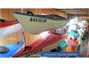 Hurricane Kayaks Santee 126 Display Kayaks 1