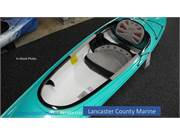 Hurricane Kayaks Santee 126 Sport Aqua Display 4