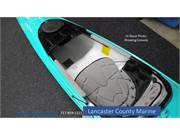 Hurricane Kayaks Santee 126 Sport Aqua Display 5