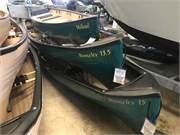 Esquif Rangeley Green 13.5 and 15 In Stock New