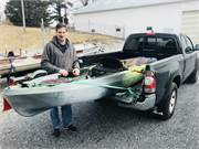Old Town Topwater 120 First Light Customer Pic 1