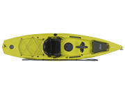 Hobie Mirage Compass Seagrass Green Overhead