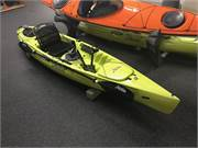 Hobie Revolution 11 Seagrass Green Display 1