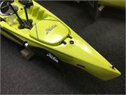 Hobie Revolution 11 Seagrass Green Display 2