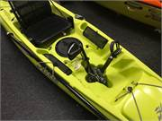 Hobie Revolution 11 Seagrass Green Display 3