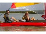 Hobie Mirage Tandem Island Action 19