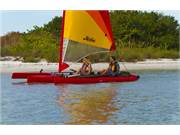 Hobie Mirage Tandem Island Action 26