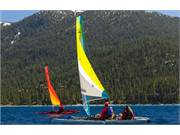 Hobie Mirage Tandem Island Action 33