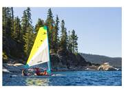 Hobie Mirage Tandem Island Action 36