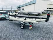 Hobie TI Sold on Trailer 3