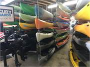 Ocean Kayak Tetra 10 Kayaks on Display