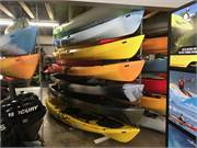 Ocean Kayak Tetra 12 Kayaks on Display