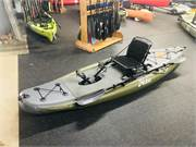 Hobie Kayaks i11s Inflatable Moss Smoke 1