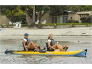 Hobie Mirage Kayaks i14T Inflatable Action 2