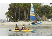 Hobie Mirage Kayaks i14T Inflatable Action 5