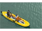 Hobie Mirage Kayaks i14T Inflatable Action 8