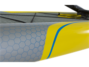 Hobie Mirage Eclipse Yellow Honeycomb