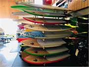 Stand Up Paddleboards on Display In Showroom 2
