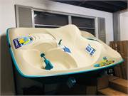 Sun Dolphin Pedal Boat Display New Teal