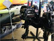 Mercury 6 HP Four Stroke Outboard New 2