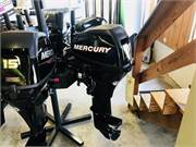 Mercury 20 HP Four Stroke Long Shaft New 2