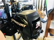 Mercury 20 HP Four Stroke Long Shaft New 3