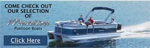 Manitou Pontoon Selection