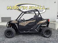 2019 Can-Am Maverick™ Trail DPS™ 1000 - Break-Up Country Camo®