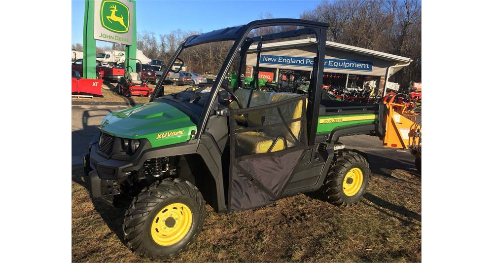 John Deere UTVs Side by Sides XUV835E in Old Saybrook CT