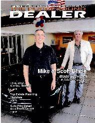 Article about Blade Chevrolet and RV Center in Puget Sound Dealer Magazine