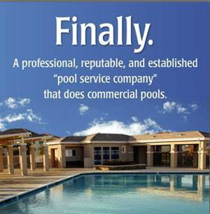 commercial pool service-poolchlor