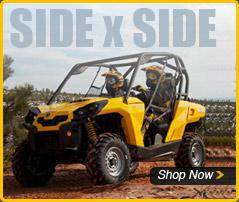 Can-Am Side x Sides