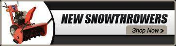 Simplicity - New Snowthrowers