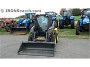 2012 New Holland L218 Skid Steer (1)
