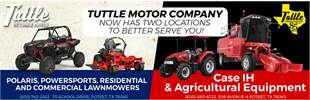 Tuttle Motor Company now has two locations to better serve you.
