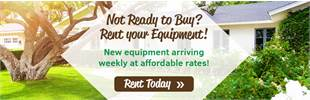 Affordable Equipment Rentals in TN! Choose from aerators & more!