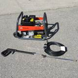 Kubota 2,500 PSI Extra-Duty Pressure Washer
