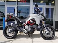 2019 Ducati Multistrada 950 S Spoked Wheels - Glossy Grey